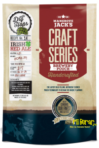 MJ Craft Series Irish Red Ale 02